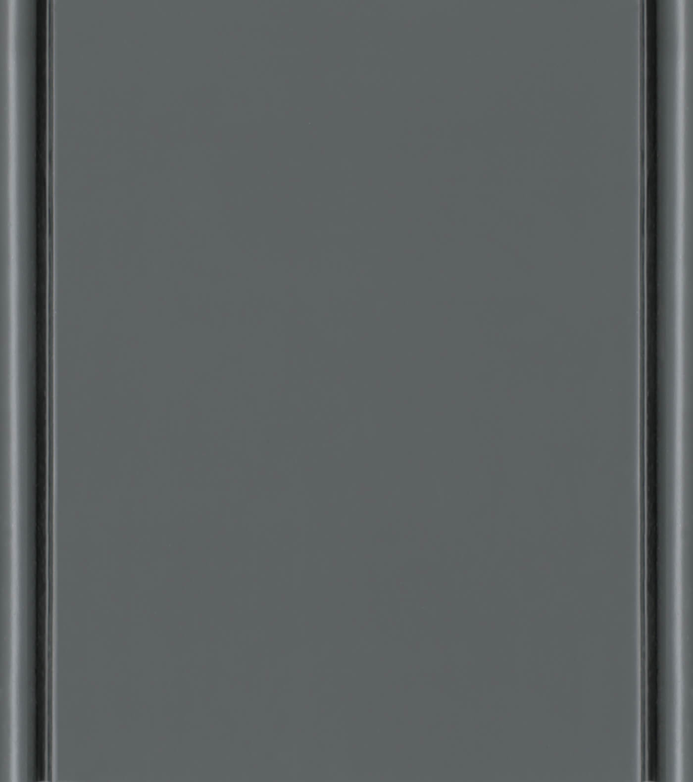 Storm Gray / Slate Paint / Accent Finish on Paintable